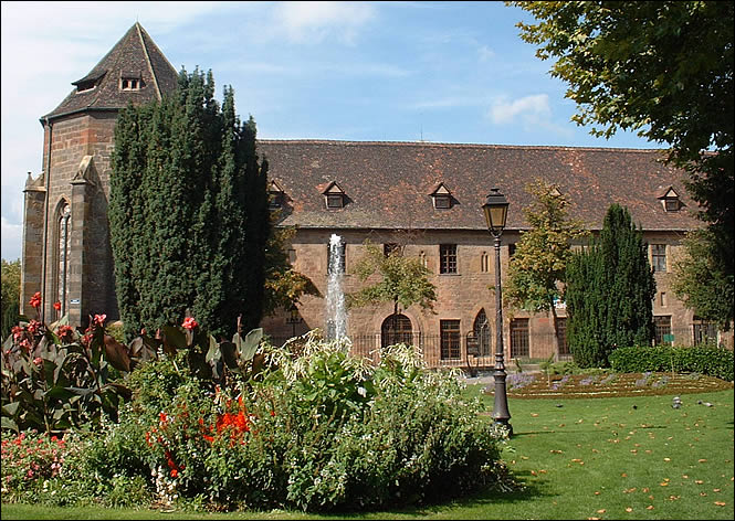 Colmar musée Unterlinden