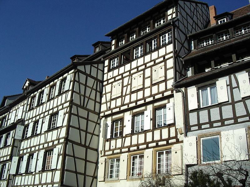 Rue des Tanneurs à Colmar