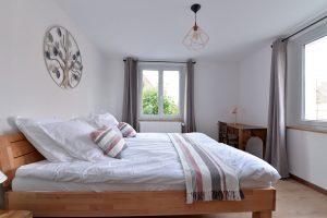 Chambre 02 - lit double de 180×200 cm - 02