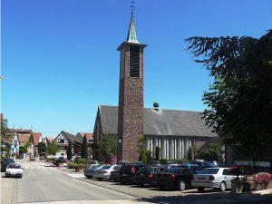 Église St Pierre et Saint Paul
