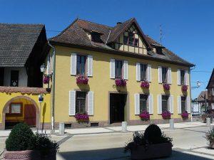 Mairie de Illhaeusern
